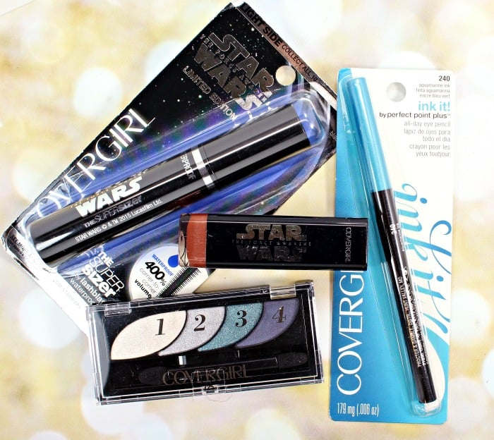 COVERGIRL Star Wars Makeup Collection get the look