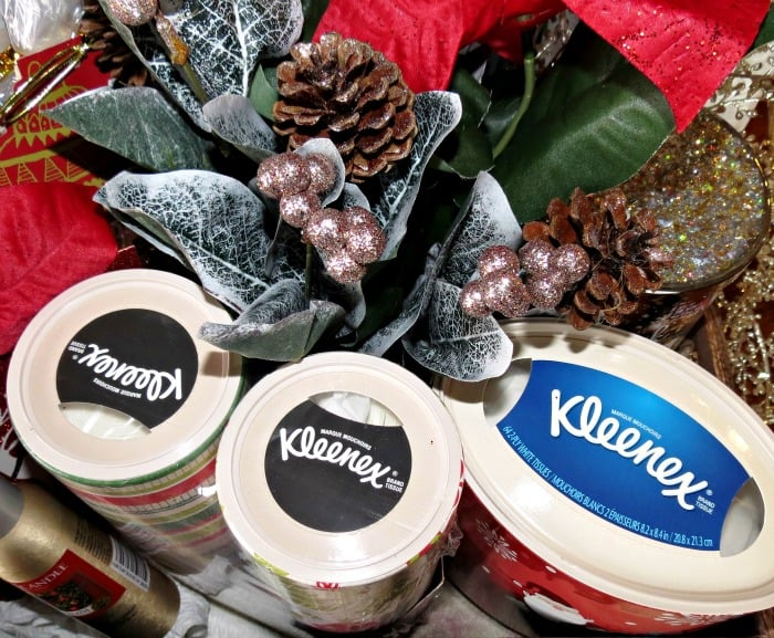 Holiday Kleenex