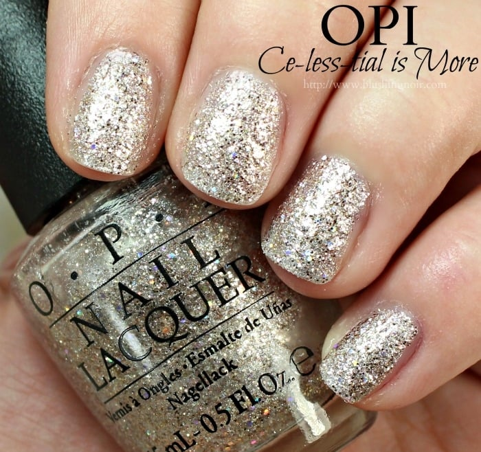 OPI Ce-less-tial is More Nail Polish Swatches