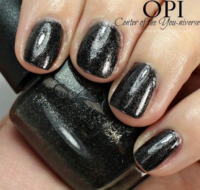 OPI Center of the You-niverse Nail Polish Swatches