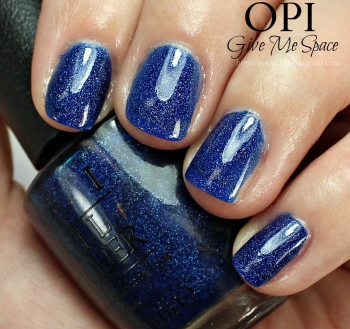 OPI Give Me Space Nail Polish Swatches