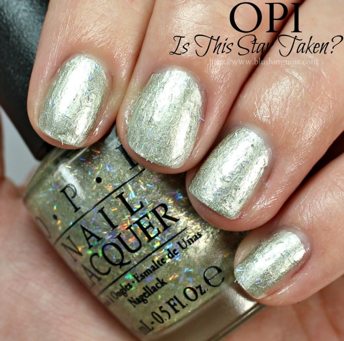 OPI Is This Star Taken Nail Polish Swatches