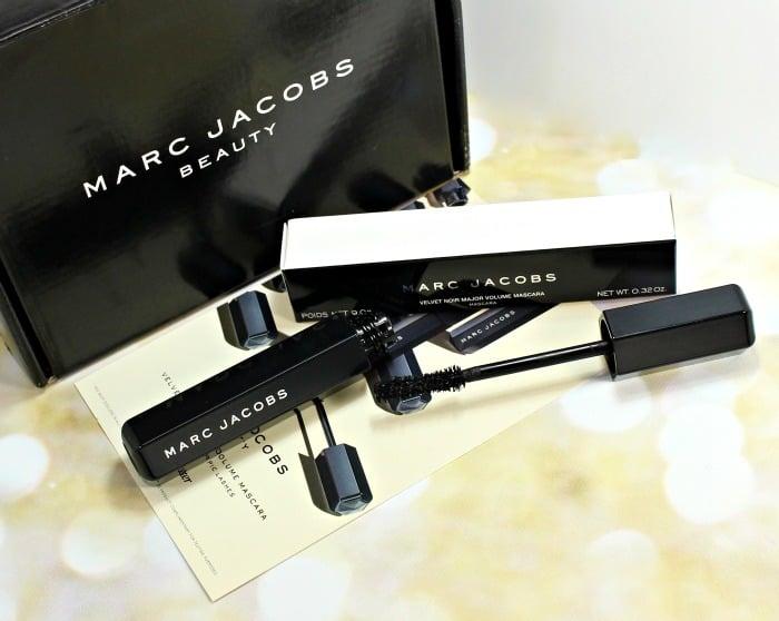 Marc Jacobs Velvet Noir Major Volume Mascara Swatches & Review