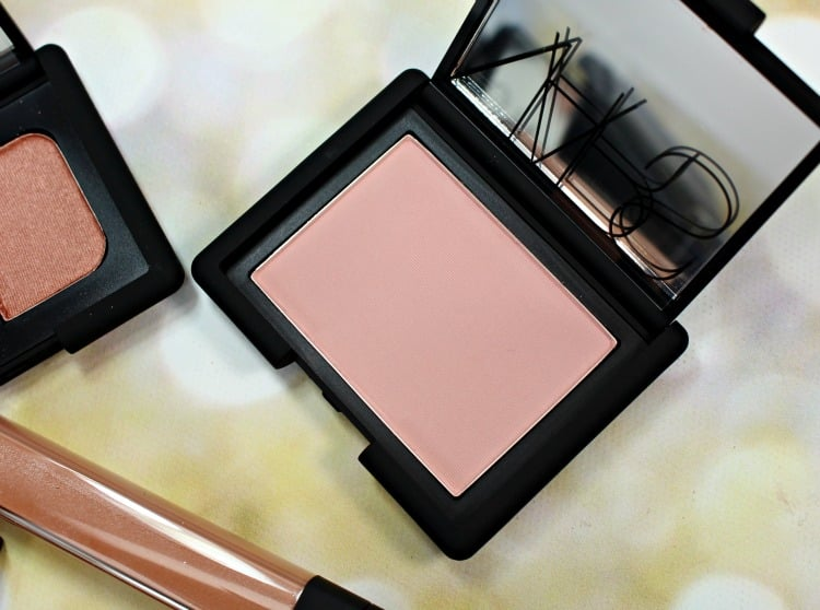 NARS Impassioned Blush Swatches Review
