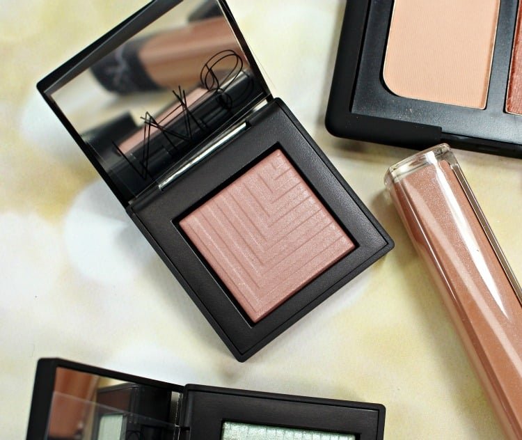NARS Kari Dual-Intensity Eyeshadow swatches review