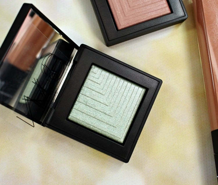 NARS Tarvos Dual-Intensity Eyeshadow swatches review