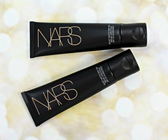 NARS Velvet Matte Skin Tint Swatches + Review