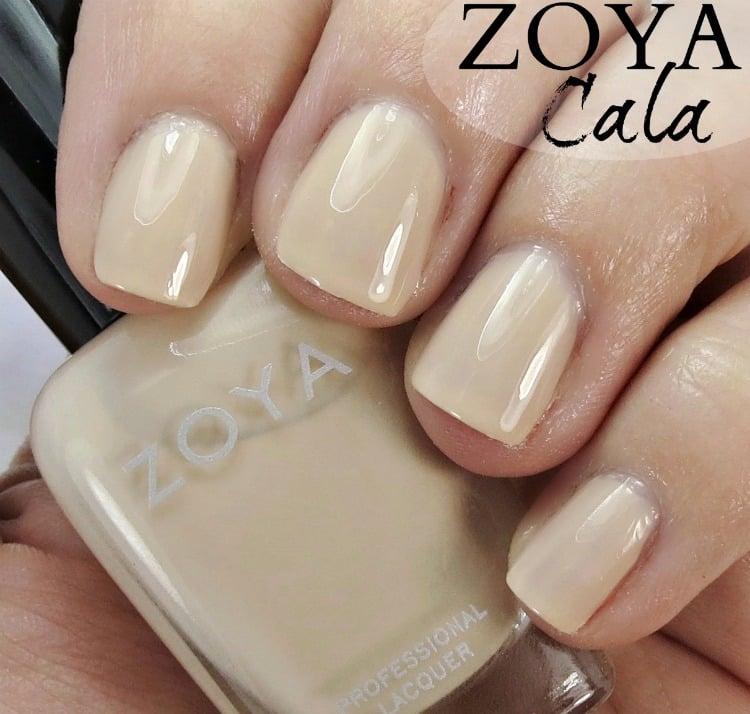 Zoya Cala Nail Polish Swatches