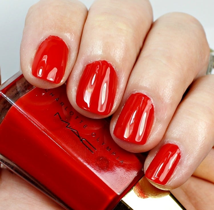 MAC Charlotte Olympia To Have or Have Not Nail Polish Swatches