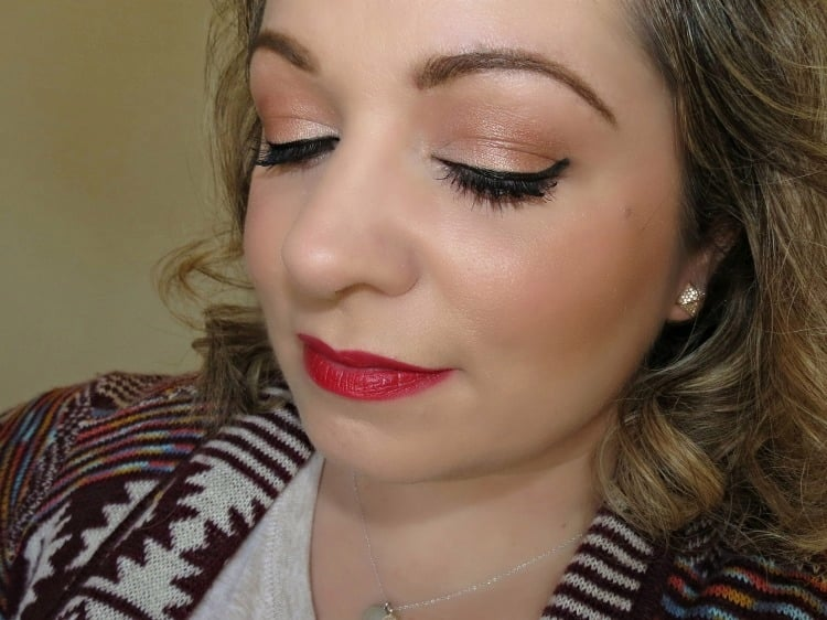 MAC Charlotte Olympia makeup swatches eotd