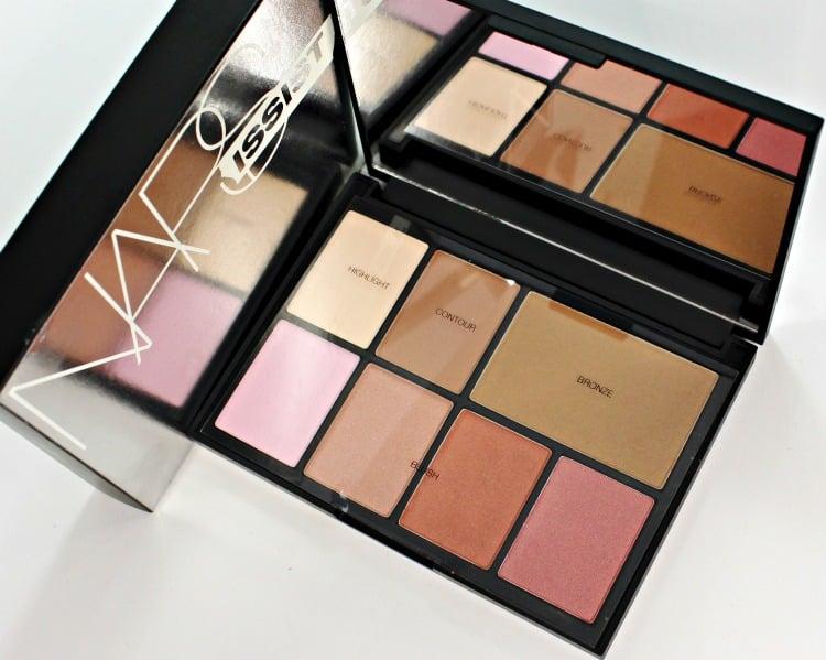 NARS NARSISSIST Cheek Studio Palette blush contour bronze