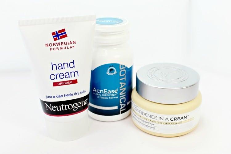 Neutrogena Acnease ITCosmetics skincare