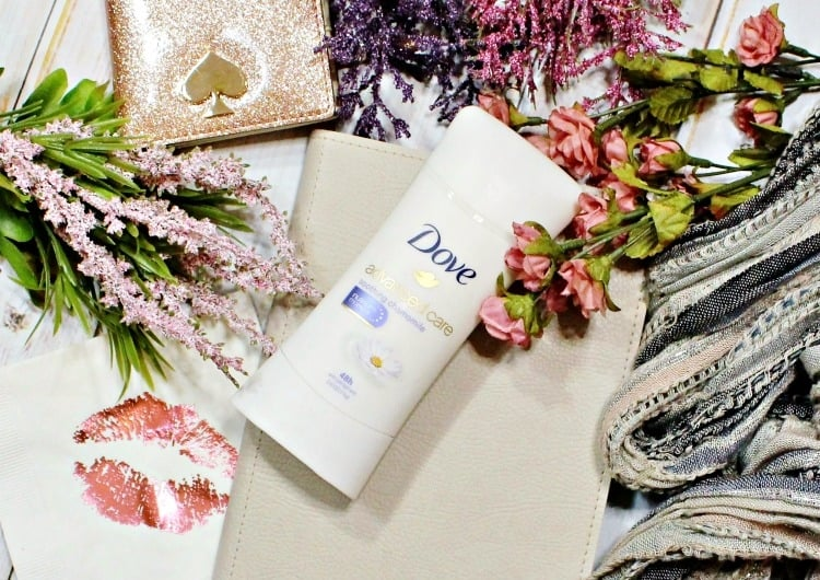 Beauty Upgrade feat. Dove Advanced Care Antiperspirant