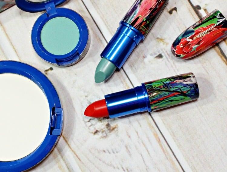 MAC Chris Chang Cloud Gait Vermillion Vee Lipstick Swatches