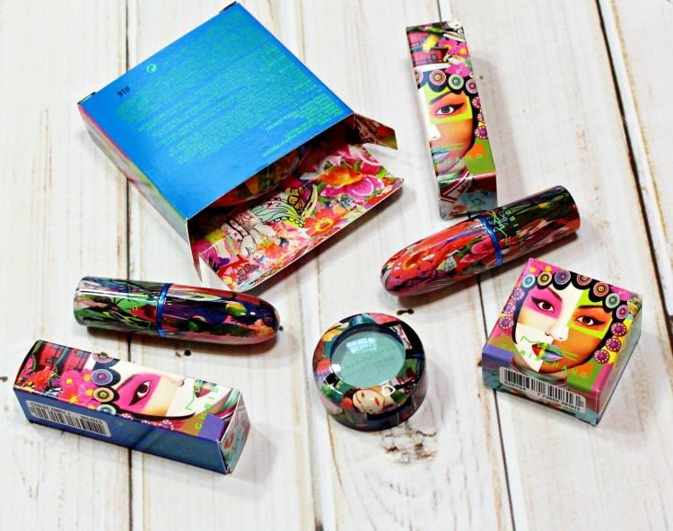 MAC Chris Chang collection gorgeous packaging #macchrischang