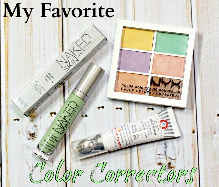 My Favorite Color Correctors // Makeup Wars