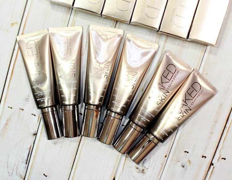 Urban Decay Naked Skin One & Done foundation review