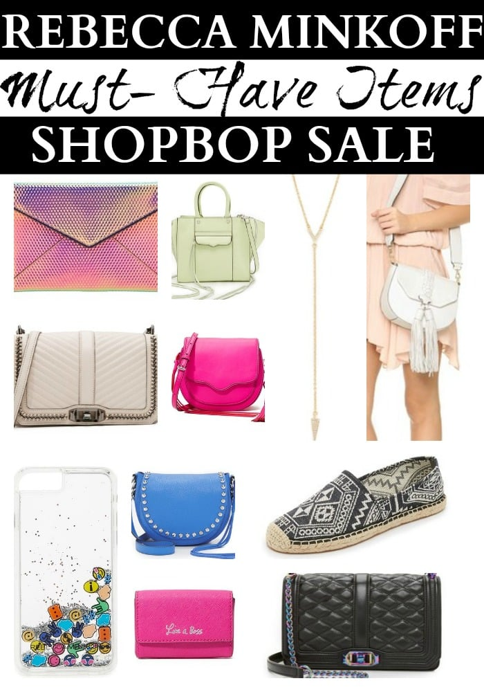Rebecca Minkoff Items to Buy During the SHOPBOP SALE