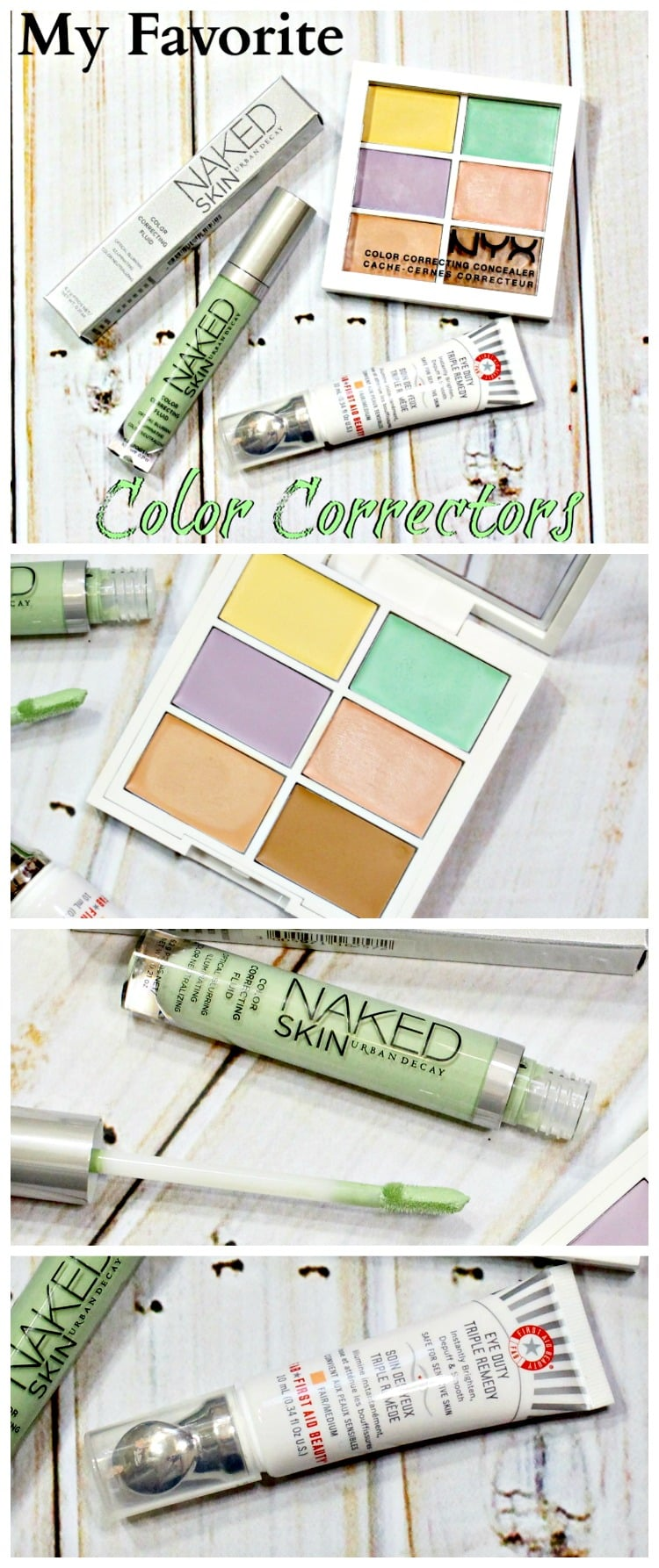 the best color correcting makeup pinterest