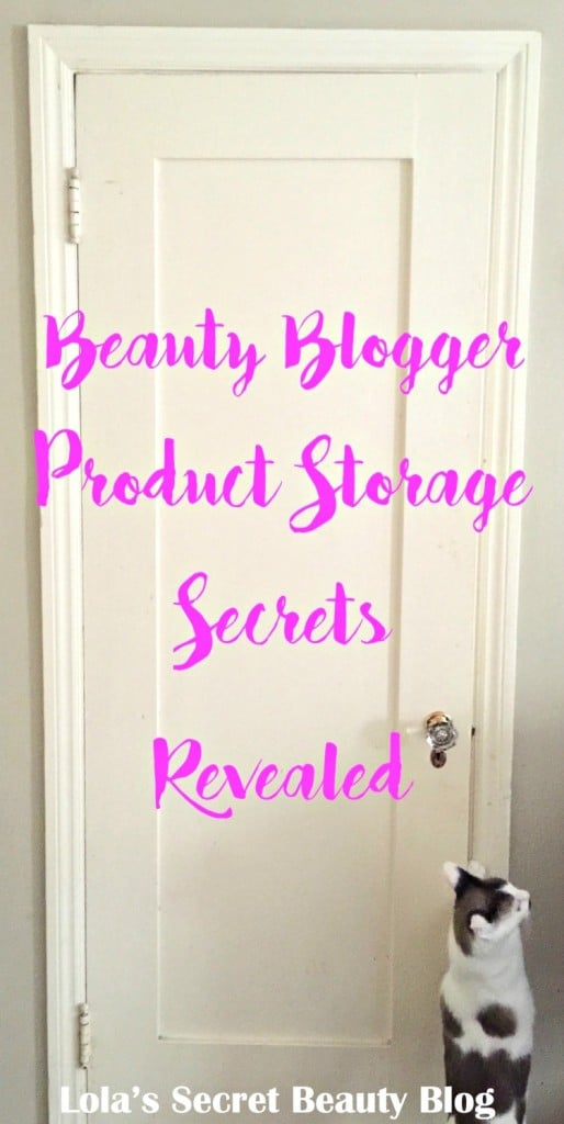 Lola's Beauty Storage & Organization // Beauty Spotlight Team