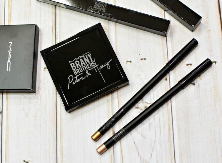 MAC Brandt Brothers peter harry makeup collection
