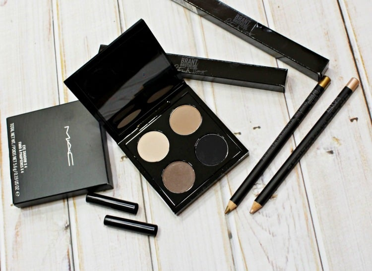 MAC x Brandt Brothers Makeup Collection swatches photos review