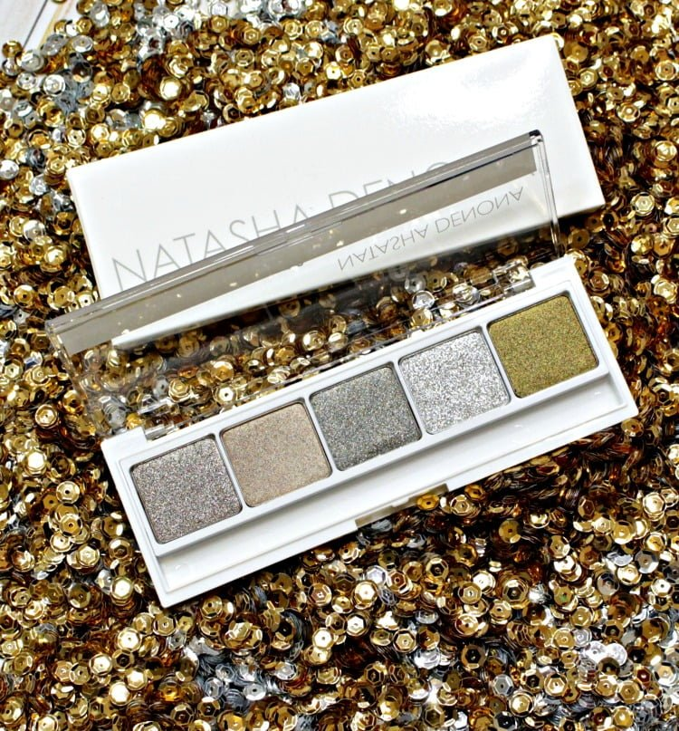 Natasha Denona Eyeshadow Palette 09 Swatches + Review