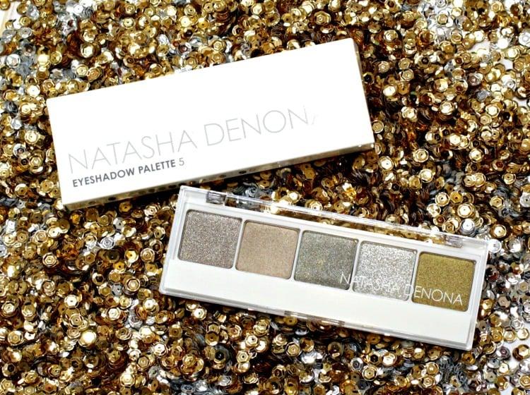 Natasha Denona Palette 09 Eyeshadow swatches review