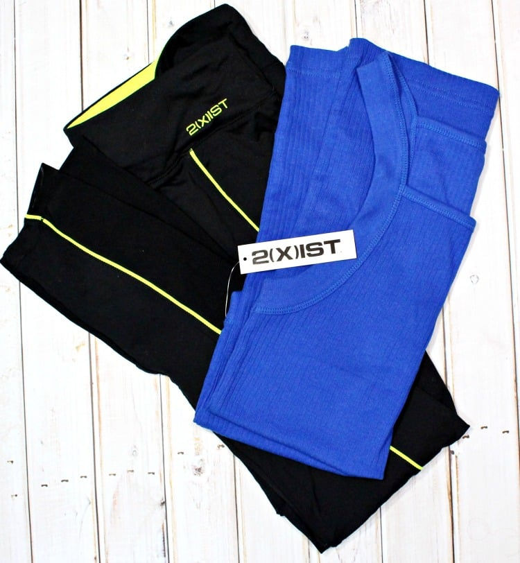 2(X)IST workout clothing review