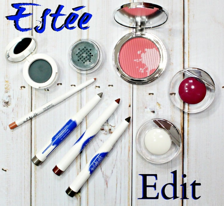 Introducing The Estée Edit by Estée Lauder Makeup Swatches + Review
