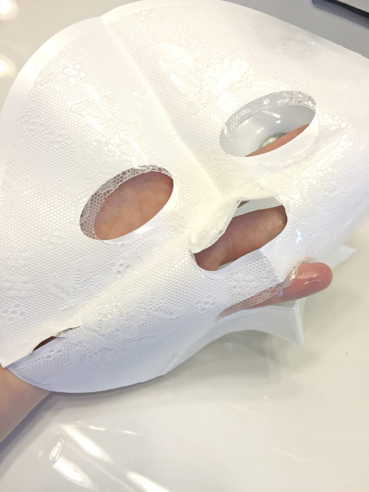 Eve Milan Moisturizing Repairing Lacial Mask review