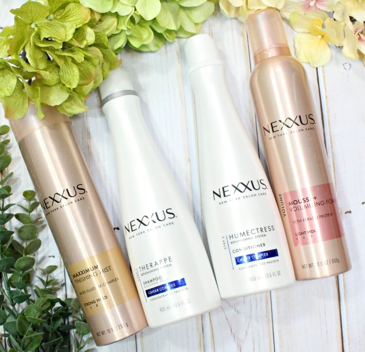 Get Your Hair Healthy with Nexxus, Find Savings at CVS + a GIVEAWAY!