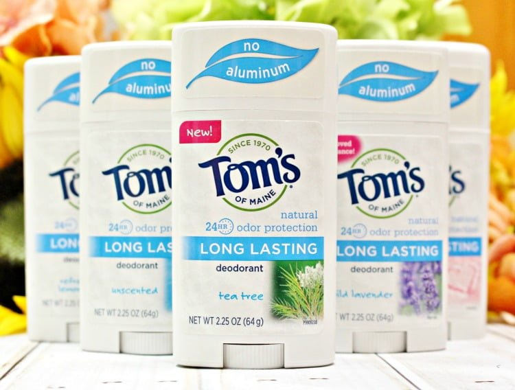 A Natural Change with Tom's of Maine