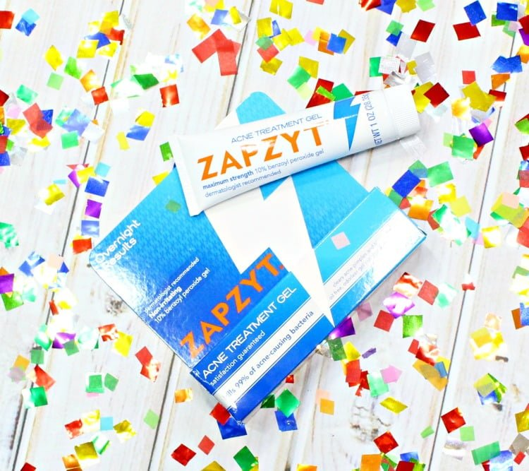 ZAPZYT Acne Treatment Gel #lovezapzyt #zapmyzit