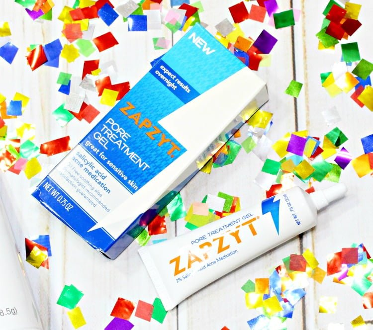 Zapzyt Pore Treatment Gel review #lovezapzyt #zapmyzit