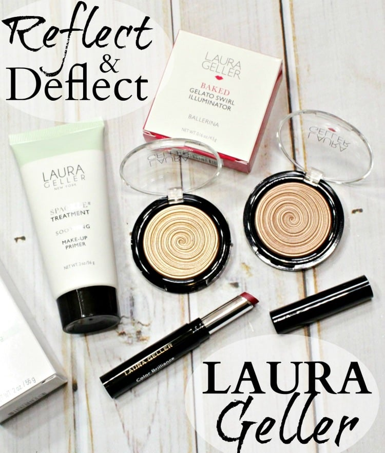 Reflect & Deflect Imperfections with Laura Geller