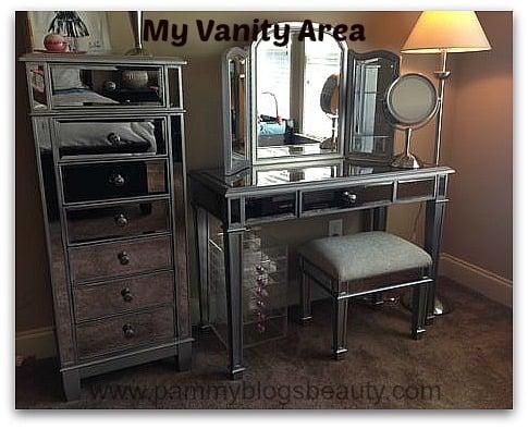 Pammy's Beauty Storage & Organization // Beauty Spotlight Team