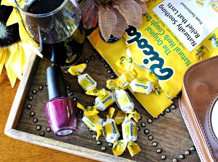 International Friendship Day Ricola swiss herbs throat drops