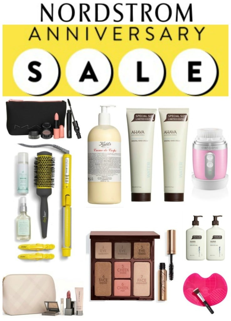 Nordstrom Anniversary Sale Top Picks // Fashion, Beauty & Home