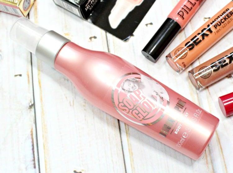 Soap & Glory The Original Pink Body Spray review