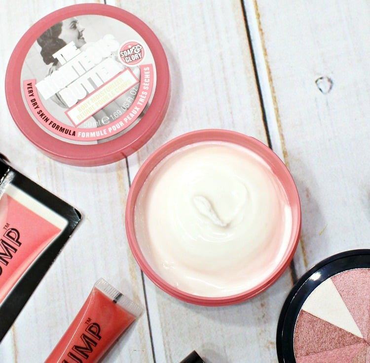 Soap & Glory The Righteous Butter review dry skin cream