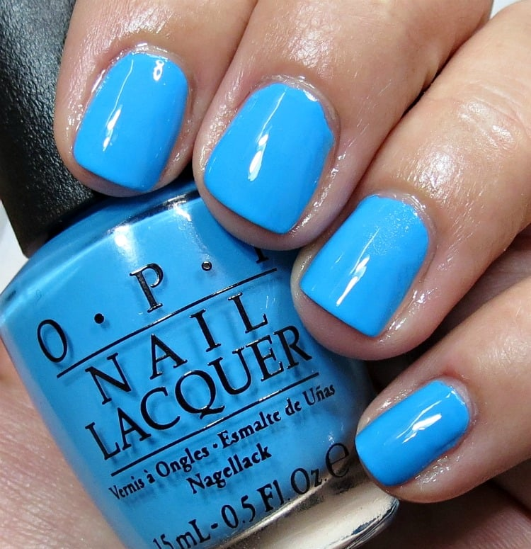 OPI Fearlessly Alice Nail Polish Swatches