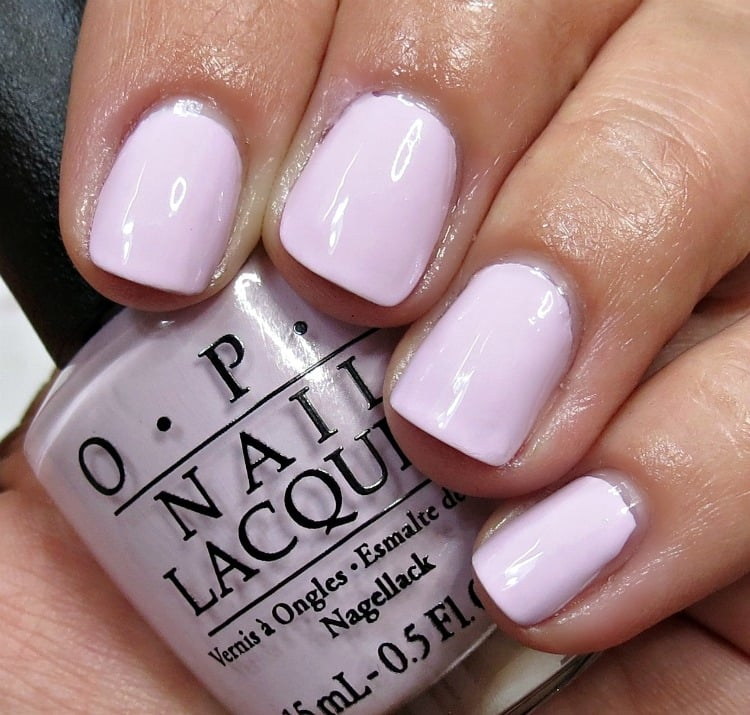 OPI I'm Gown for Anything Nail Polish Swatches