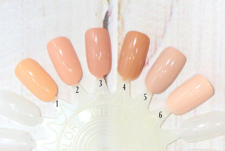 OPI Infinite Shine Summer 2016 neutral nail polish beige swatches review swatch pics