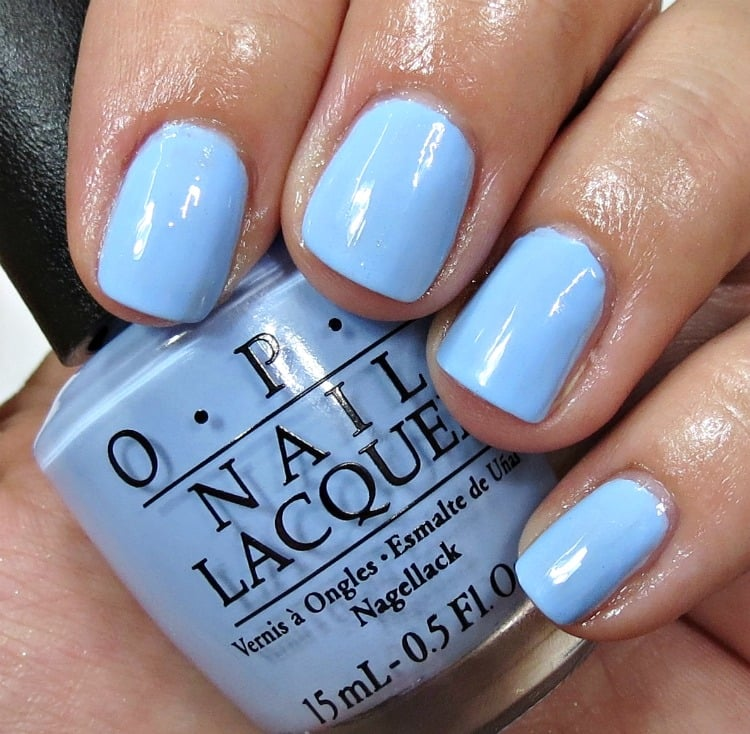 OPI The I's Have It Nail Polish Swatches