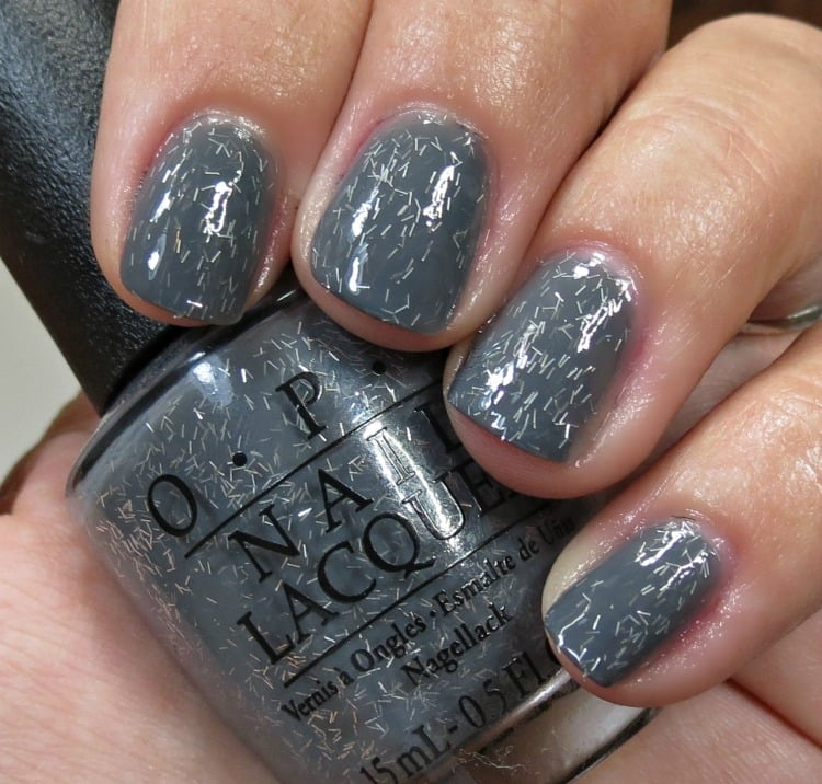 OPI What Time Isn't It Nail Polish Swatches