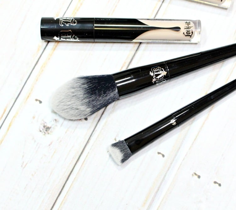 Kat Von D Makeup brush review photos pics