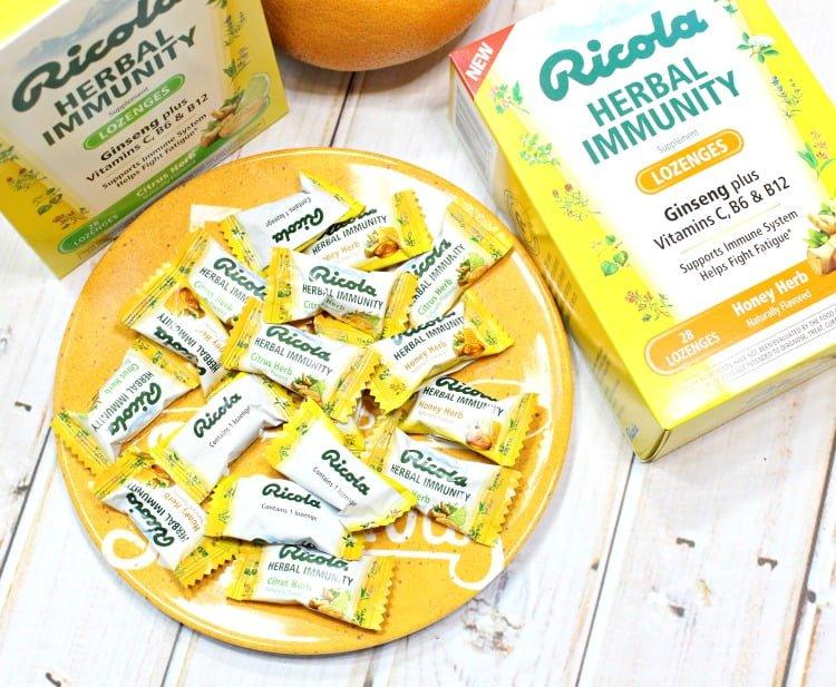 ricola-herbal-immunity-lozenges-review