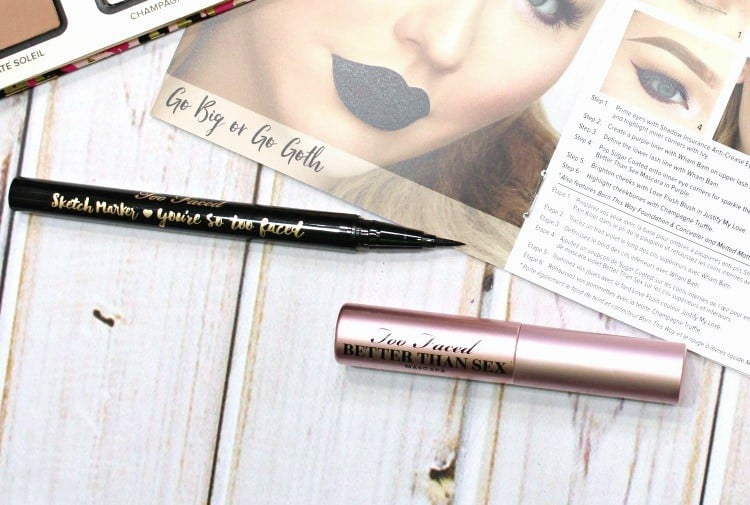 too-faced-the-power-of-makeup-by-nikkietutorials-swatches-review-sketch-marker-deep-black-swatch-pics-photos
