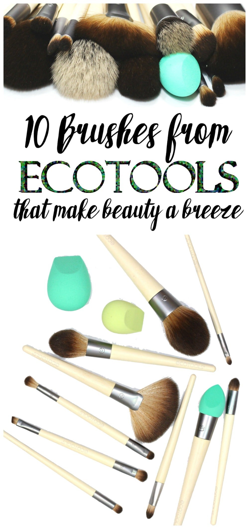10 EcoTools Brushes That Make Beauty a Breeze